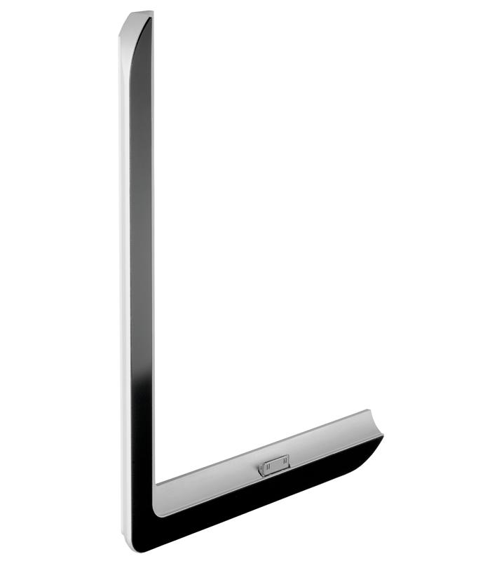 Wandhalterung iPad Schwarz Bracket-PURE