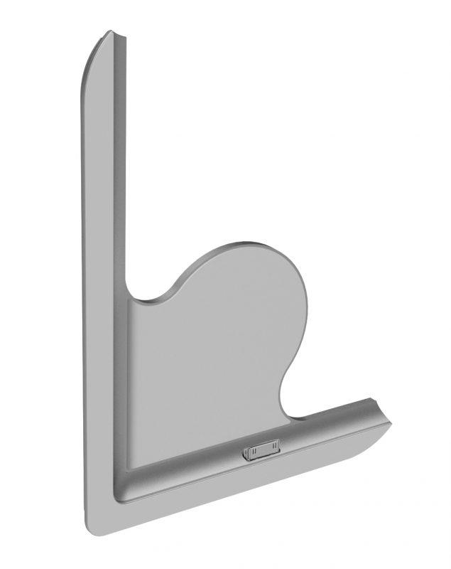 Wandhalterung iPad UP Montage